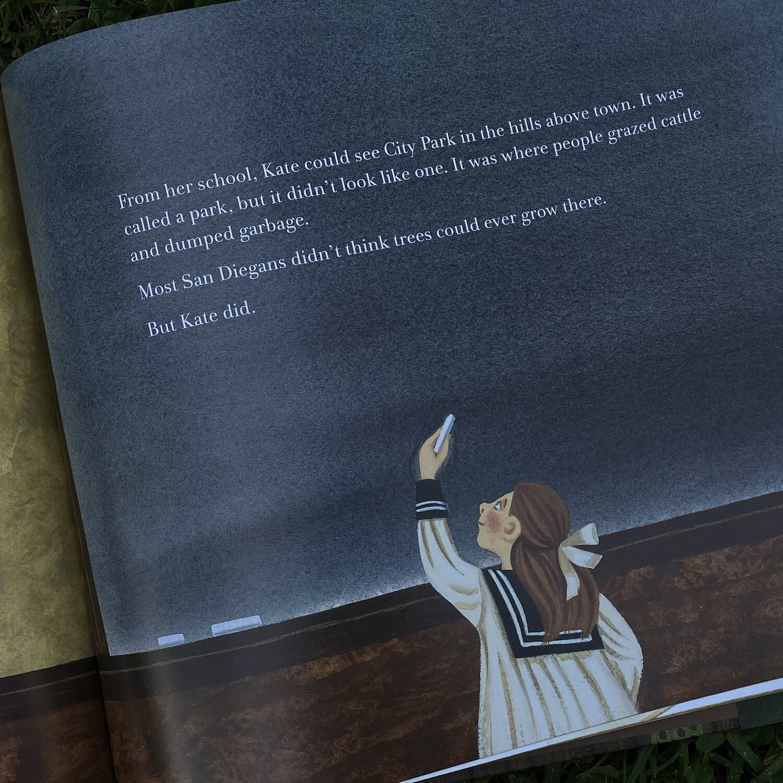 TheTreeLadyBook